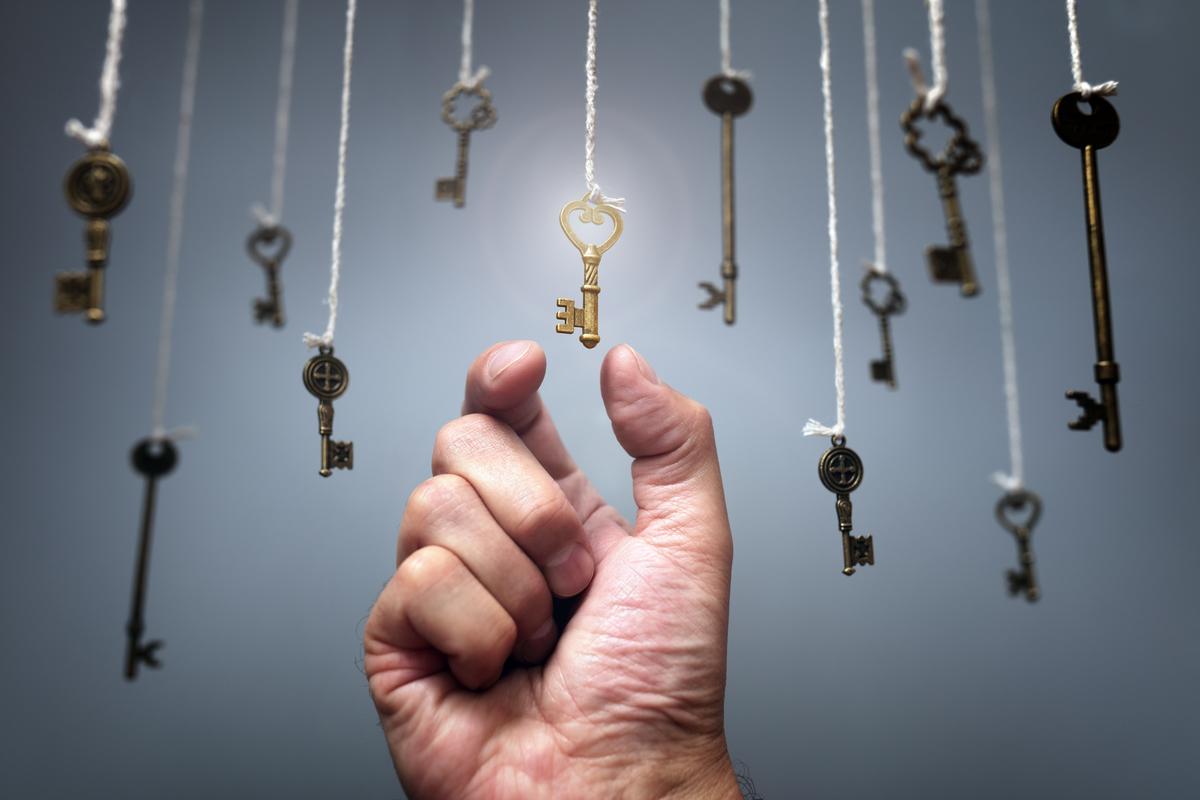 Revenue or engagement keys